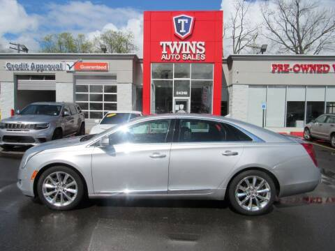 2014 Cadillac XTS for sale at Twins Auto Sales Inc in Detroit MI