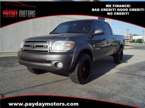 2005 Toyota Tundra for sale at Payday Motors in Wichita And Topeka KS