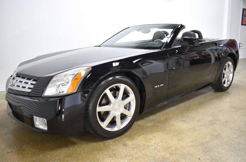2004 Cadillac XLR for sale at Thoroughbred Motors in Wellington FL