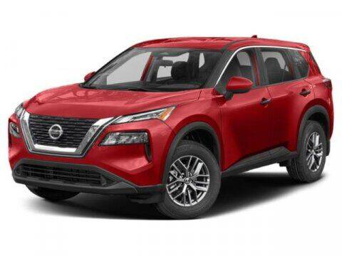 2021 Nissan Rogue for sale at Stephen Wade Pre-Owned Supercenter in Saint George UT