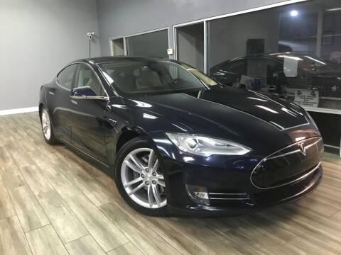 2013 Tesla Model S for sale at Golden State Auto Inc. in Rancho Cordova CA
