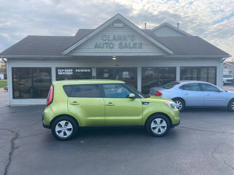 2014 Kia Soul for sale at Clarks Auto Sales in Middletown OH