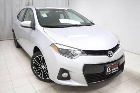 2016 Toyota Corolla for sale at EMG AUTO SALES in Avenel NJ