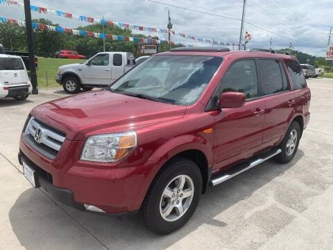 2006 Honda Pilot for sale at Autoway Auto Center in Sevierville TN