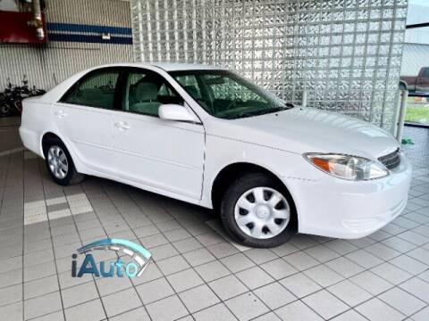 2003 Toyota Camry for sale at iAuto in Cincinnati OH