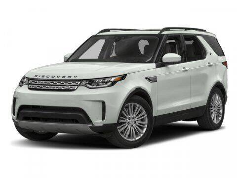 2018 Land Rover Discovery for sale at STG Auto Group in Montclair CA