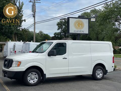 2018 Nissan NV Cargo for sale at Gaven Auto Group in Kenvil NJ