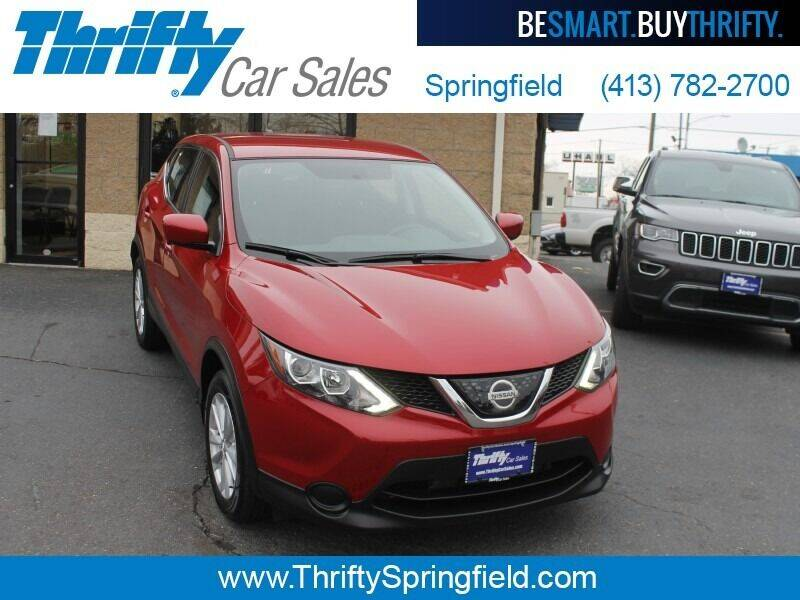 2018 Nissan Rogue Sport for sale at Thrifty Car Sales Springfield in Springfield MA