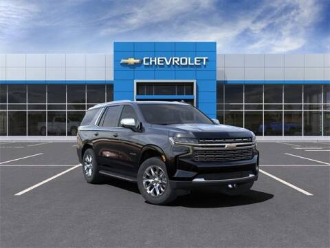 2021 Chevrolet Tahoe for sale at Bob Clapper Automotive, Inc in Janesville WI
