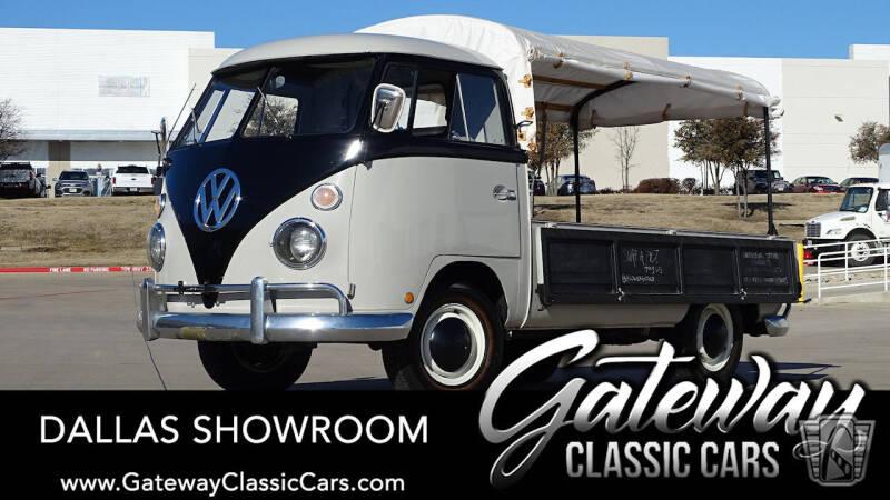 1963 Volkswagen Transporter II for sale in Grapevine, TX