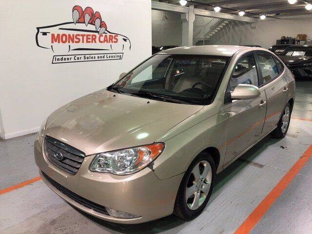 2007 Hyundai Elantra for sale at Monster Cars in Pompano Beach FL