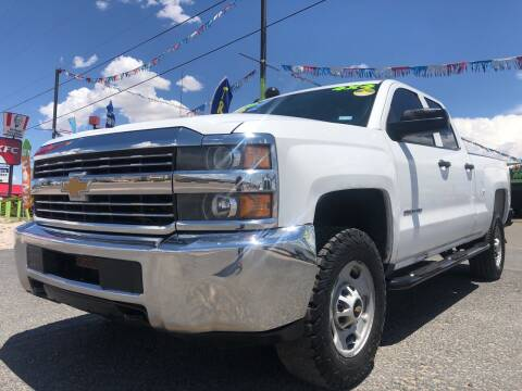 2015 Chevrolet Silverado 2500HD for sale at 1st Quality Motors LLC in Gallup NM