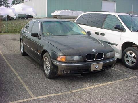 2000 BMW 5 Series for sale at VOA Auto Sales in Pontiac MI