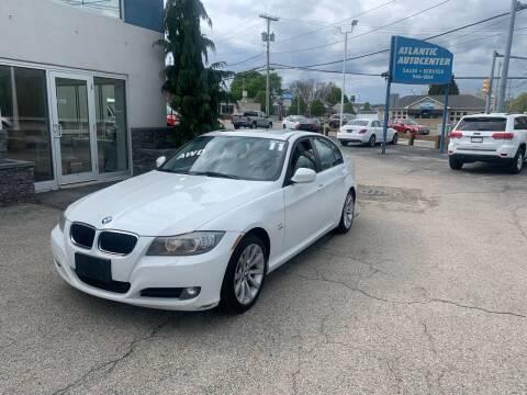 2011 BMW 3 Series for sale at Atlantic AutoCenter in Cranston RI