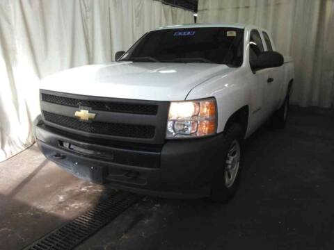 2011 Chevrolet Silverado 1500 for sale at Government Fleet Sales in Kansas City MO