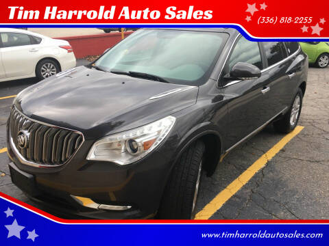 2015 Buick Enclave for sale at Tim Harrold Auto Sales in Wilkesboro NC