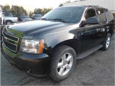 2014 Chevrolet Tahoe for sale at Klean Carz in Seattle WA