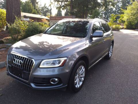 2013 Audi Q5 for sale at Seattle Motorsports in Shoreline WA