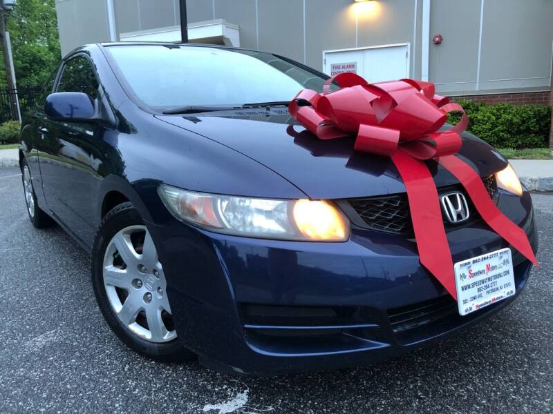 2011 Honda Civic for sale at Speedway Motors in Paterson NJ