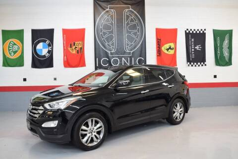 2013 Hyundai Santa Fe Sport for sale at Iconic Auto Exchange in Concord NC