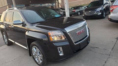 2013 GMC Terrain for sale at Divine Auto Sales LLC in Omaha NE