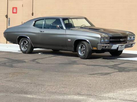 1970 Chevrolet Chevelle for sale at Scottsdale Collector Car Sales in Tempe AZ