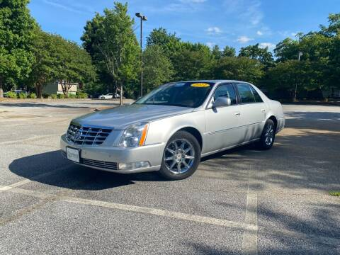 2011 Cadillac DTS for sale at Uniworld Auto Sales LLC. in Greensboro NC