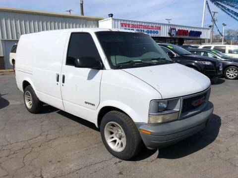 1996 GMC Safari Cargo for sale at I-80 Auto Sales in Hazel Crest IL
