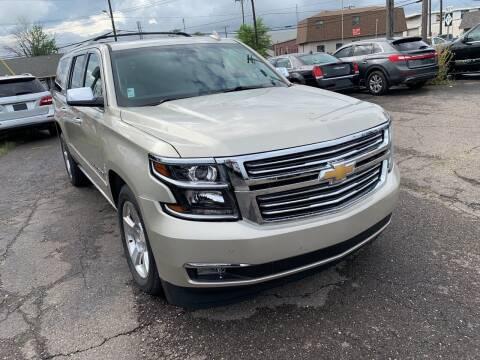 2016 Chevrolet Suburban for sale at M-97 Auto Dealer in Roseville MI
