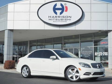 2011 Mercedes-Benz C-Class for sale at Harrison Imports in Sandy UT