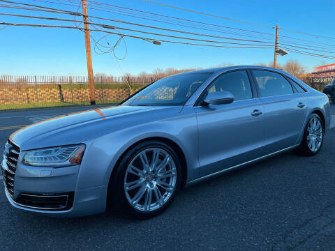 2015 Audi A8 L for sale at Vantage Auto Group - Vantage Auto Wholesale in Lodi NJ