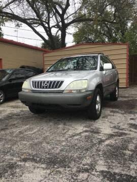 2002 Lexus RX 300 for sale at Used Car City in Tulsa OK