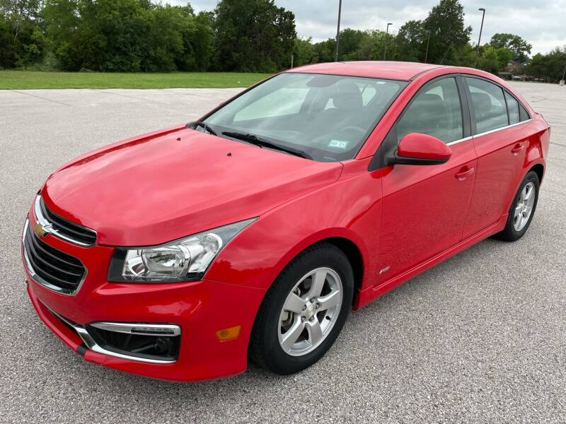 2015 Chevrolet Cruze for sale at Central Motor Company in Austin TX