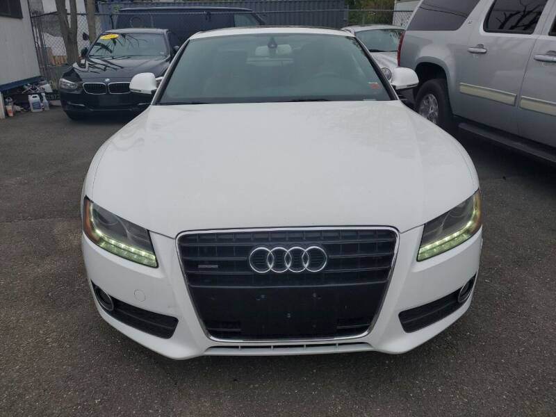 2009 Audi A5 for sale at OFIER AUTO SALES in Freeport NY