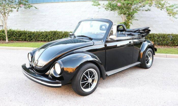 1979 Volkswagen Super Beetle for sale in Cadillac, MI
