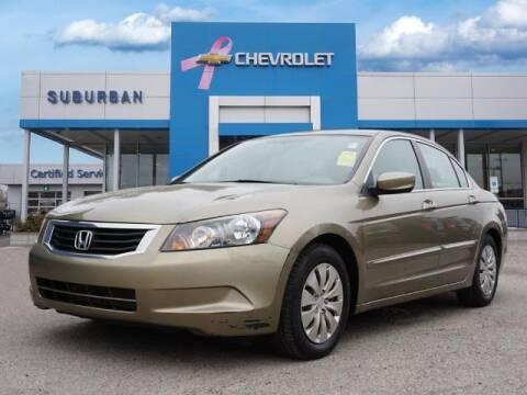 2009 Honda Accord for sale at Suburban Chevrolet of Ann Arbor in Ann Arbor MI