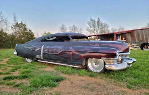 1951 Cadillac Fleetwood for sale at Classic Car Deals in Cadillac MI