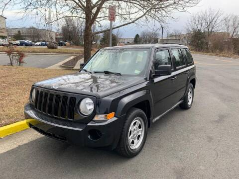 2010 Jeep Patriot for sale at Dreams Auto Group LLC in Sterling VA