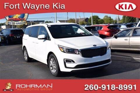 2021 Kia Sedona for sale at BOB ROHRMAN FORT WAYNE TOYOTA in Fort Wayne IN