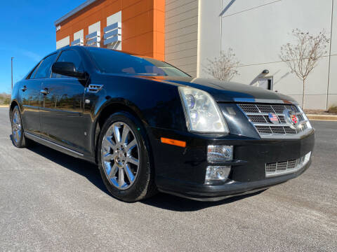 2008 Cadillac STS for sale at ELAN AUTOMOTIVE GROUP in Buford GA