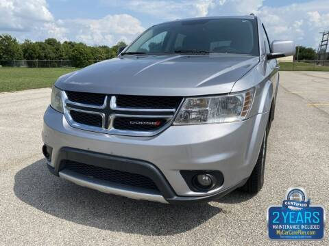 2016 Dodge Journey for sale at Destin Motors in Plano TX