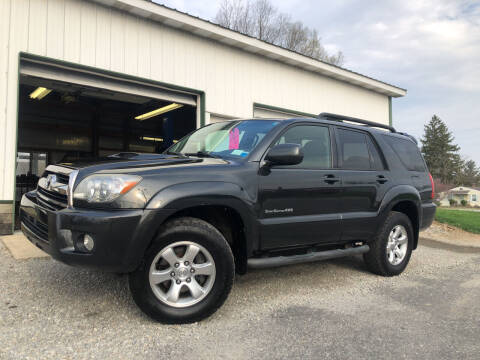 2006 Toyota 4Runner for sale at Purpose Driven Motors in Sidney OH