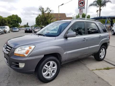 2005 Kia Sportage for sale at Olympic Motors in Los Angeles CA