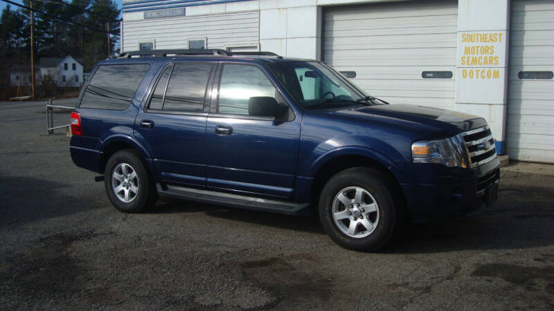 2010 Ford Expedition for sale at Southeast Motors INC in Middleboro MA