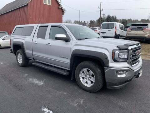 2017 GMC Sierra 1500 for sale at SCHURMAN MOTOR COMPANY in Lancaster NH