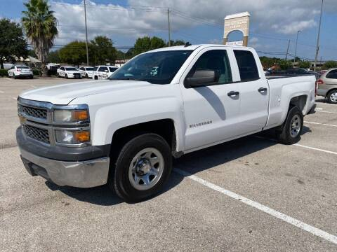 2014 Chevrolet Silverado 1500 for sale at T.S. IMPORTS INC in Houston TX