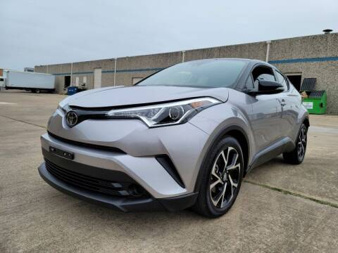 2019 Toyota C-HR for sale at A & J Enterprises in Dallas TX