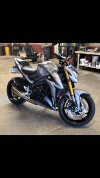 2016 Suzuki GSX-S for sale at Stephen Motor Sales LLC in Caldwell OH