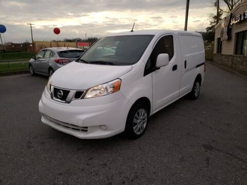 2018 Nissan NV200 for sale at Hi-Lo Auto Sales in Frederick MD