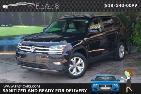 2018 Volkswagen Atlas for sale at Best Car Buy in Glendale CA